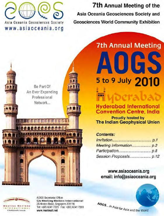 AOGS2010